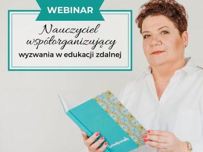 Nauczyciel współorganizujący – wyzwania w edukacji zdalnej